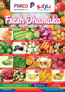 Parco Hypermarket Weekend Special Offers